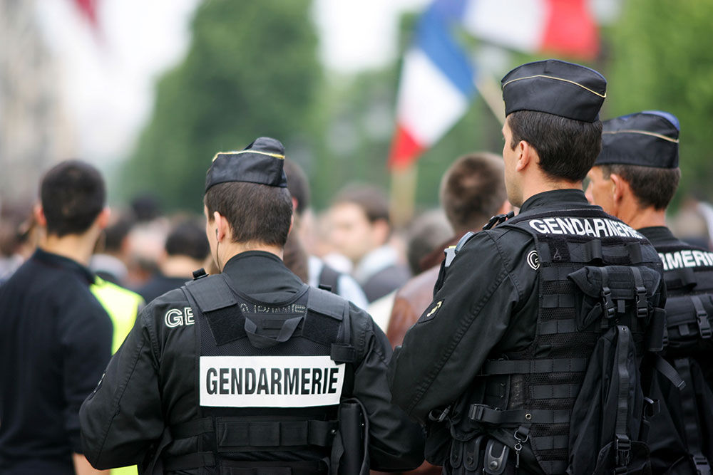 Missions Gendarmerie Nationale