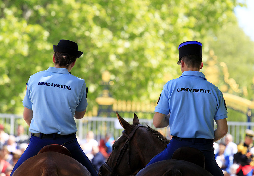 Métiers Gendarmerie Nationale