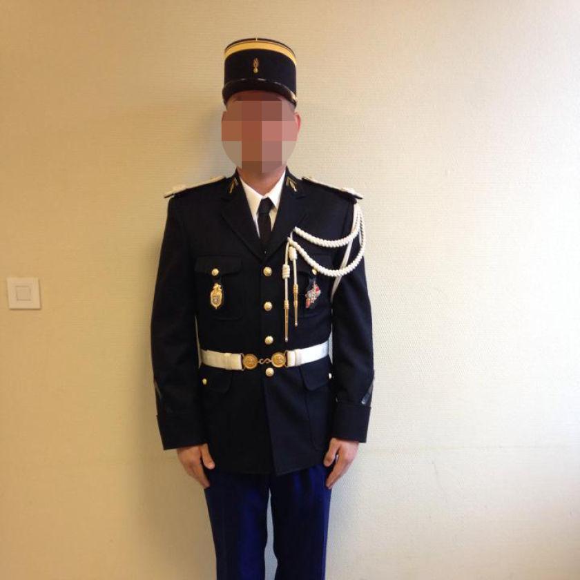 son parcours dans la gendarmerie