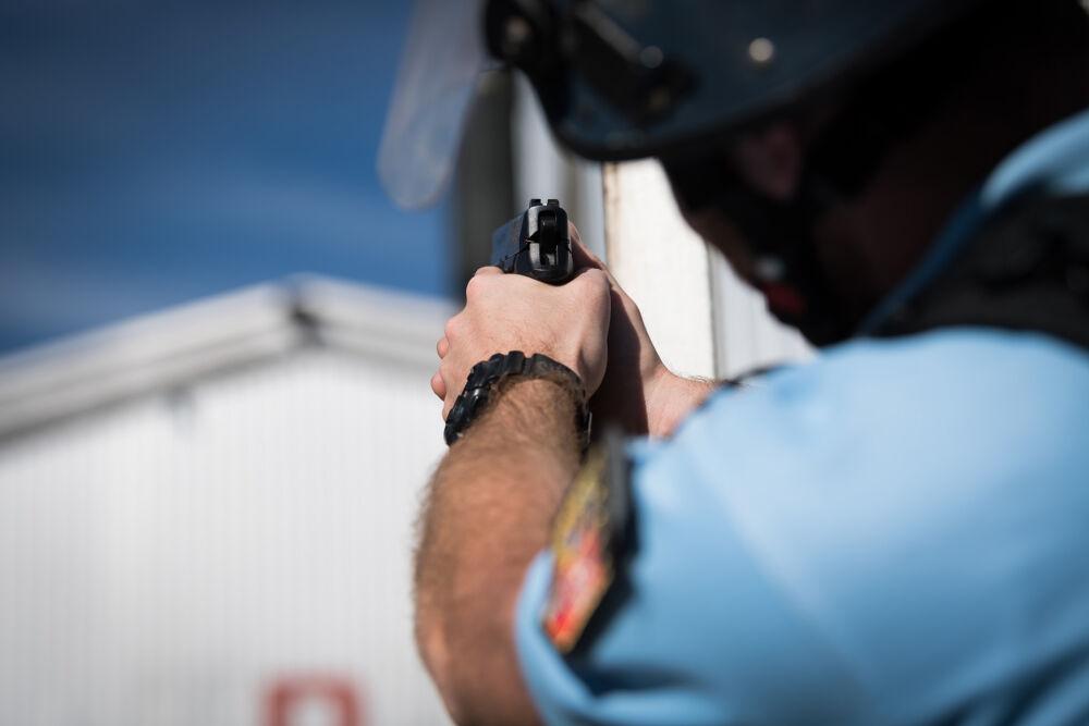 Armes dans la Gendarmerie