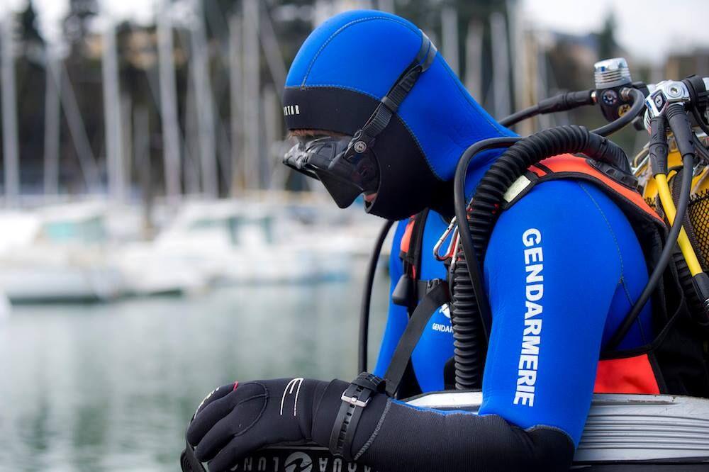 Gendarme Plongeur / Enquêteur subaquatique