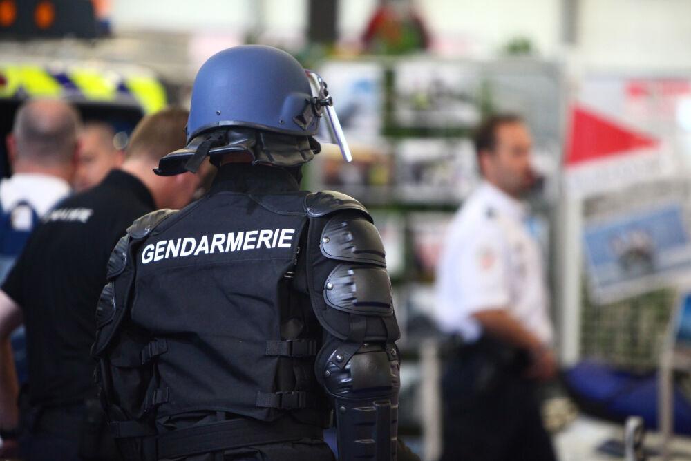 Tenue et équipements du Gendarme Mobile